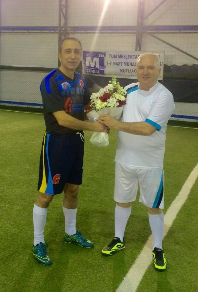 1 7 Mart Muhasabe Haftas Kapsamnda Dzenlenen Ve 16 Ubat Tarihinde Balayan Futbol Turnuvas 9 2017 Cuma Akam Oynanan Final Ma Le Sona Erdi