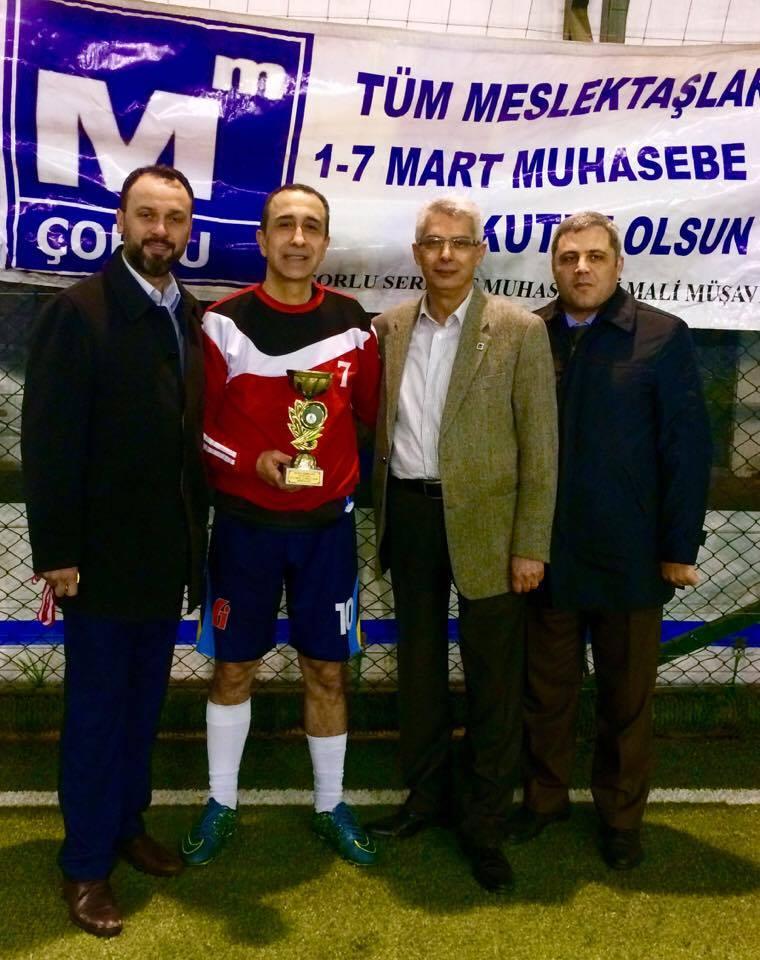 1 7 Mart Muhasebe Haftas Etkinlikleri Kapsamnda Dzenlenen Ve 16 Ubat 2017 Tarihinde Balayan Futbol Turnuvas 9 Cuma Akam Oynanan Final Ma